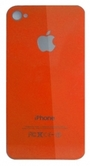 cover rigida Iphone 4 4S colore arancione