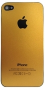 cover rigida Iphone 4 colore oro