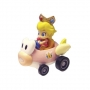 ACTION FIGURE PEACH ON BIKE
