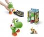 Amiibo Mega Yoshi Di Lana - Yoshi'S Woolly World Collection