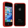 BUMPER IPHONE 4 4S ROSSO