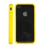 BUMPER IPHONE 4 4S GIALLO