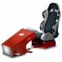 Family Racing Driving Simulator-tessuto