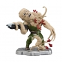 HALO ICONS HUMAN SOLDIER INFECTED FORM Marine Figure 6""