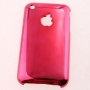 NEW cover placcato rosso Iphone 3G - 3GS
