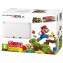 Nintendo 3ds Xl White + Super Mario 3d Land