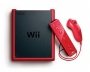 Nintendo Wii - Console Mini, Red