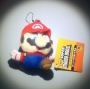 PELUCHE SUPER MARIO PORTACHIAVI 9 CM.
