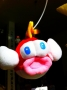 PESCE DOLL NEW super Mario bros 18 cm nintendo MORBIDO peluche