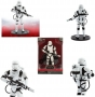 STAR WARS Modellino in metallo snodabile Flametrooper 16,5 cm El