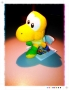 TARTARUGA KOOPA PORTACHIAVI 9 CM. NINTENDO NEW
