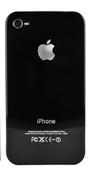 cover rigida Iphone 4 4S colore nero