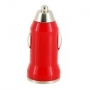 caricabatterie per auto iphone 3g 3gs 4 ipod rosso