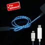 cavo Lightning luminoso  USB Sync/Charging per iPhone 5 iPad