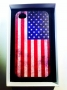 cover rigida iPhone 4 4S  bandiera USA
