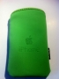 custodia case Iphone 3g 3gs 4 in neoprene verde