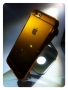 custodia morbida iPhone 6 da 4,7'' colore Gold