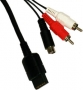 ps2 ps3 S-video cable cavo alta definizione