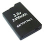 Nuova battery psp slim serie 2000 / 3004 2400mAh